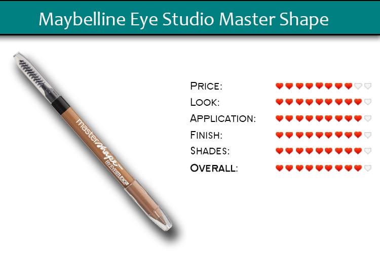 Maybelline Eye Studio Master Shape